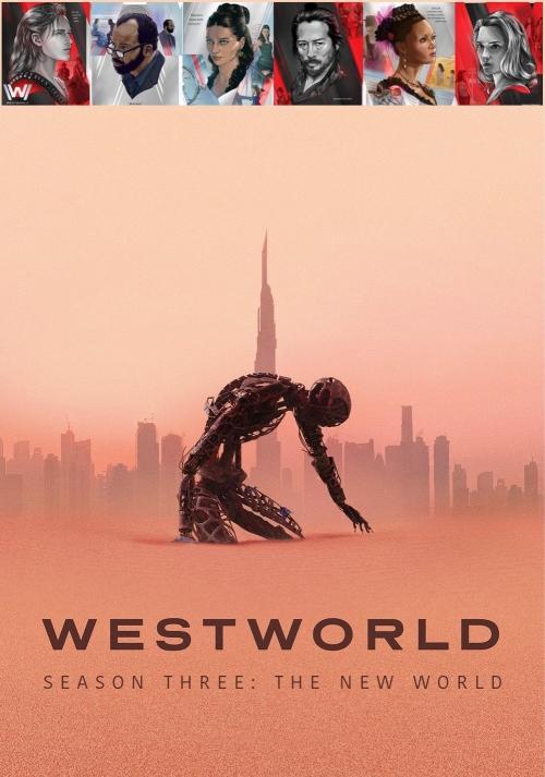 Westworld - s03e03