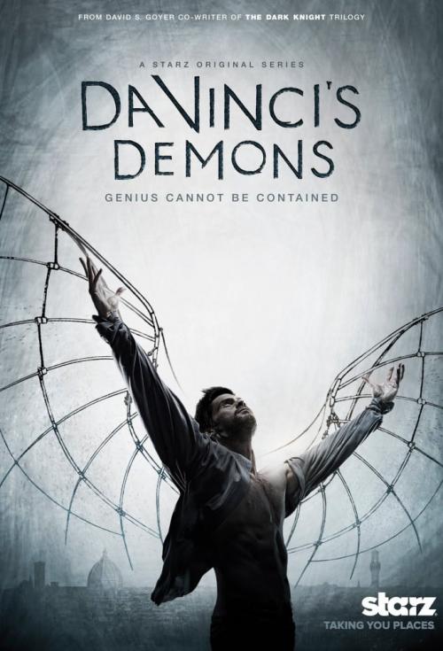 Da Vinci's Demons - S01