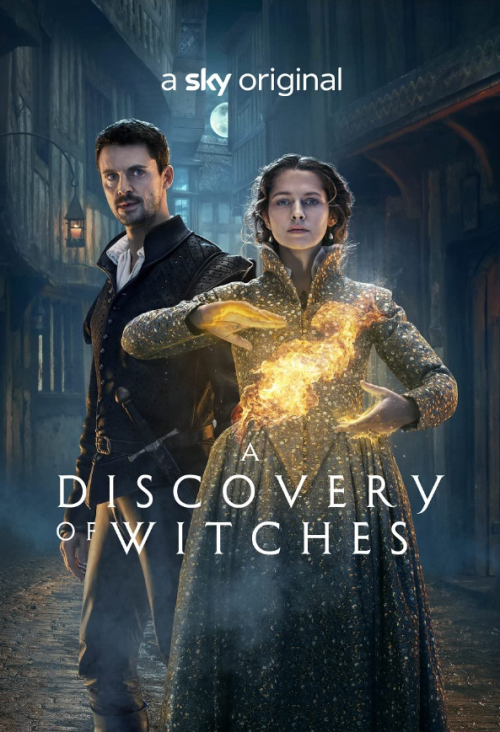 A Discovery of Witches - S01