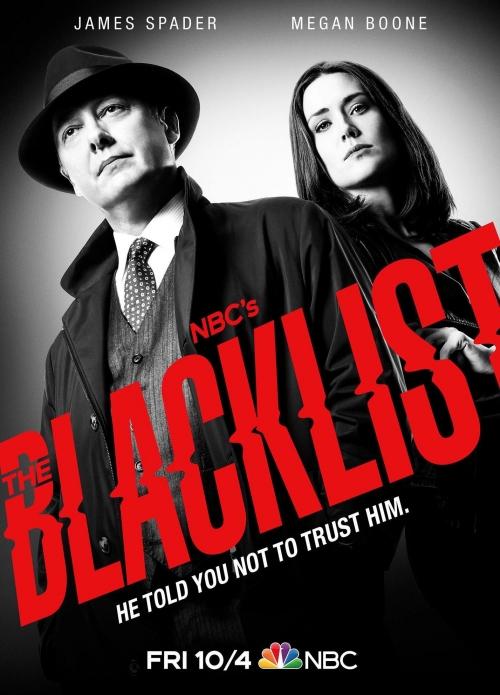 The Blacklist - s07e19