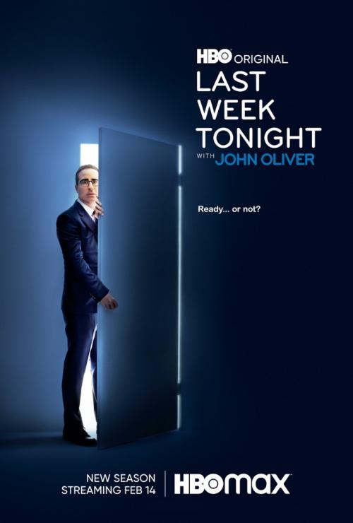 Last Week Tonight with John Oliver - s08e14