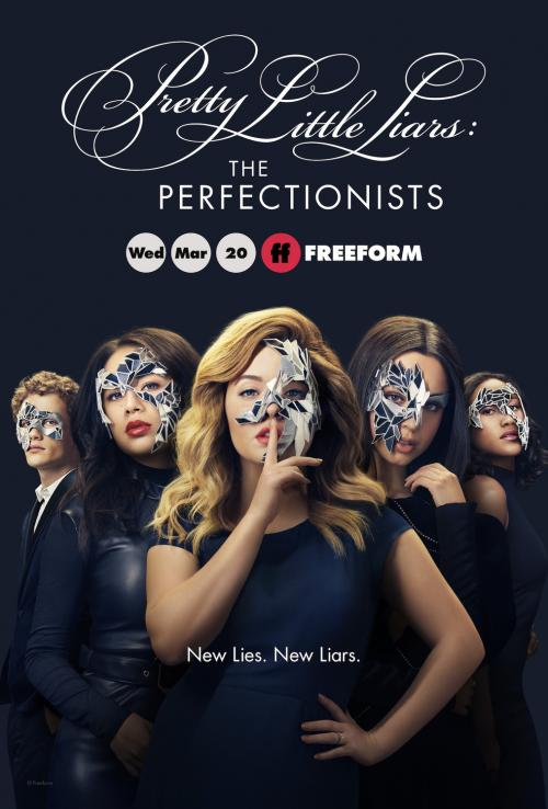 Pretty Little Liars: The Perfectionists - s01e10