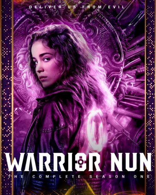 Warrior Nun - s01e03