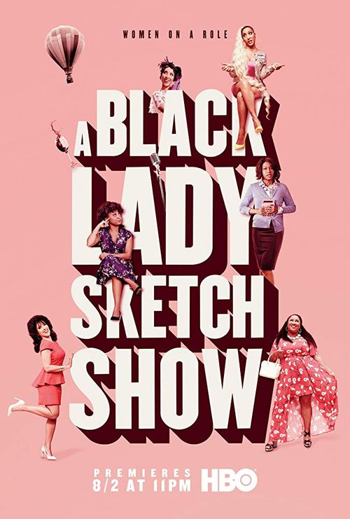 A Black Lady Sketch Show - s01e02